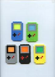 Gameboy keychains