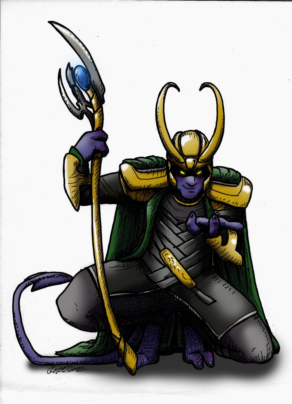 Loki-Crawler