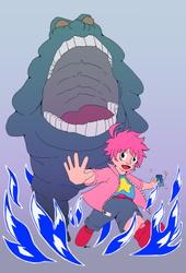 Persona Kirby