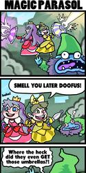 Magic Parasol