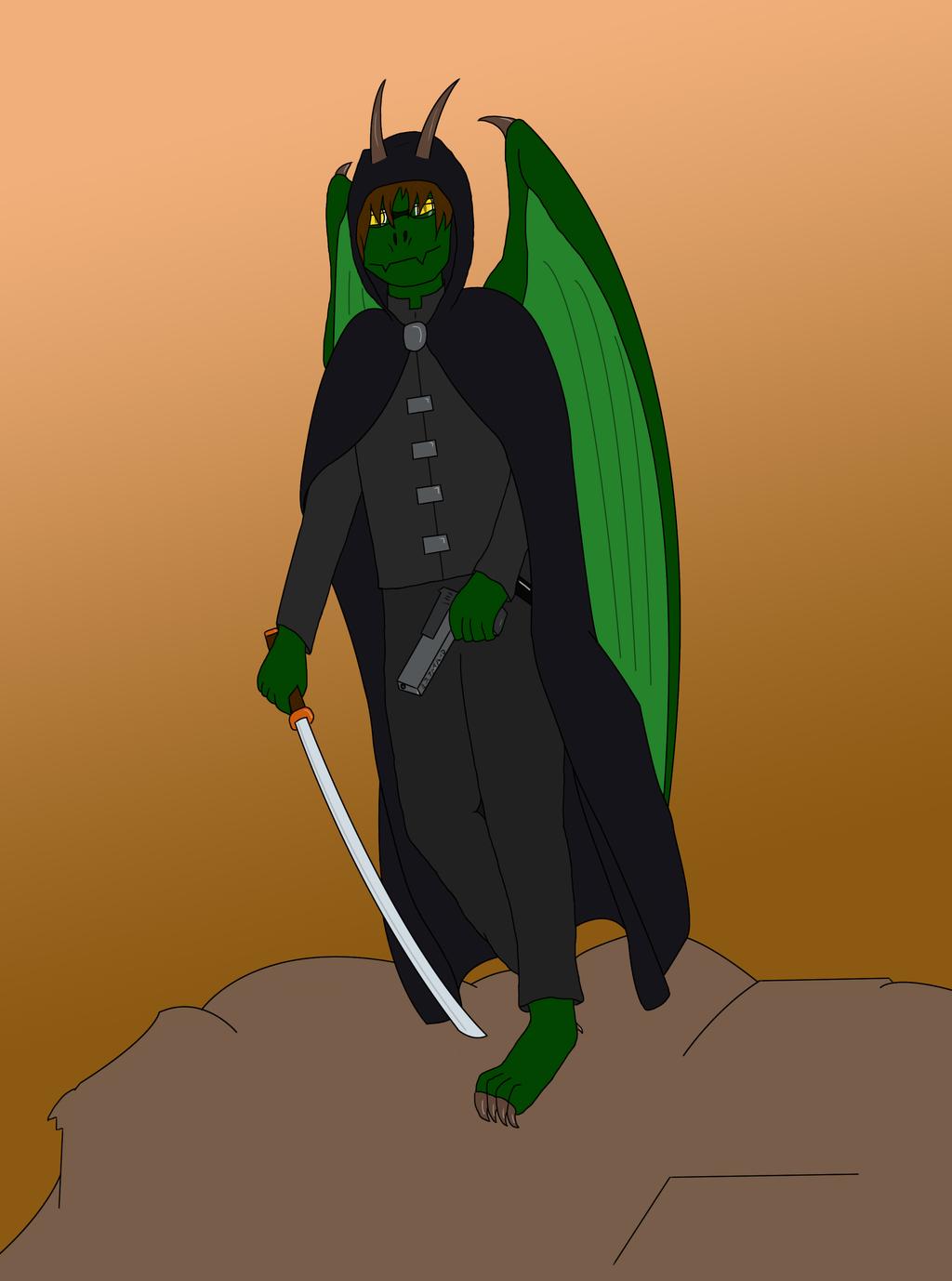 Bronze Artist #11: Lord of Lizards