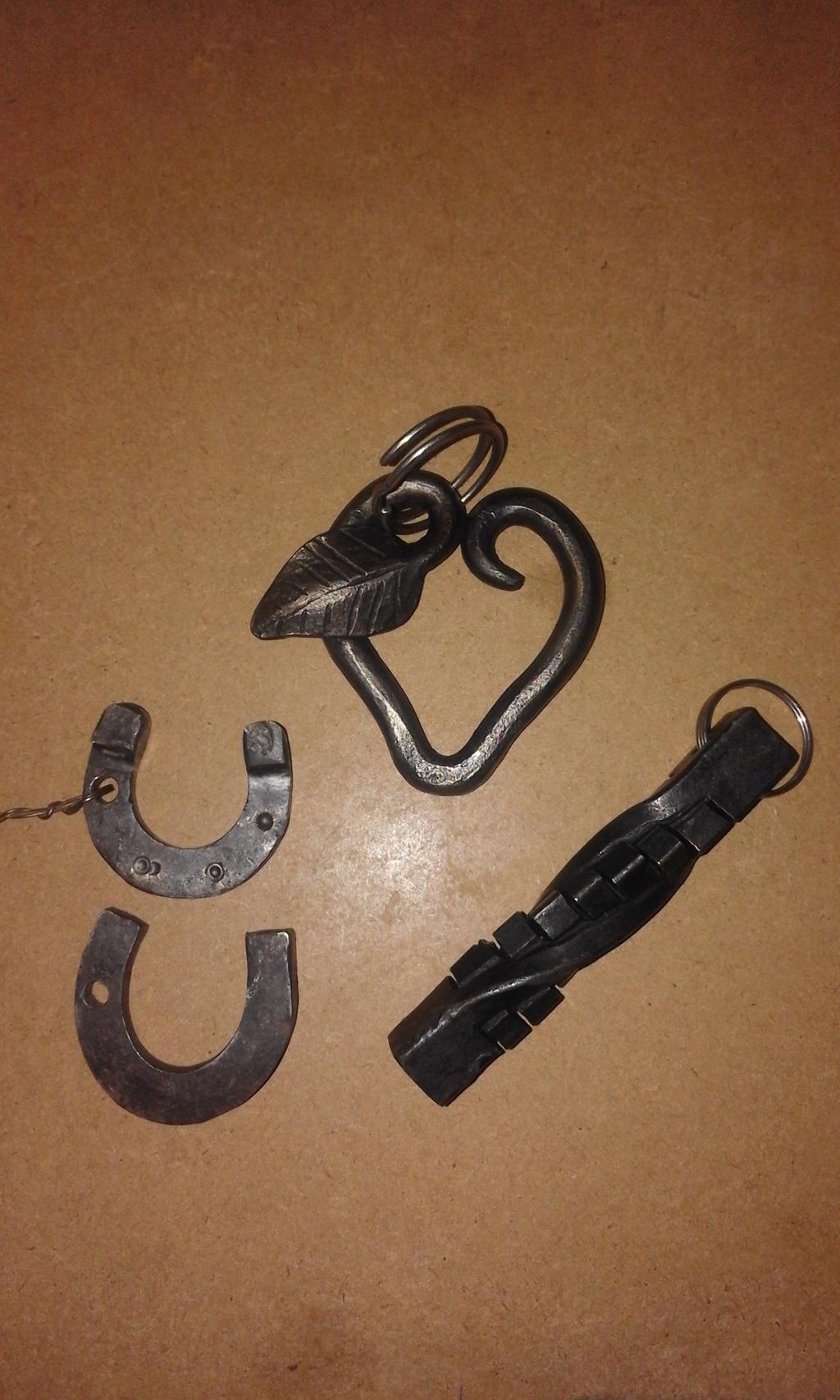 forged keyrings