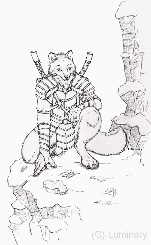 Arctic Fox Ranger - 2011
