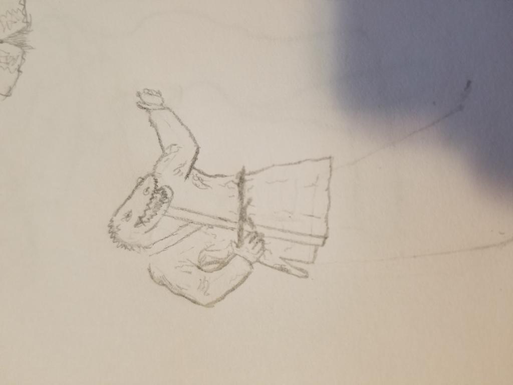 crocco gal does judo!