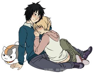 Natsume and Tanuma