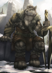 Comm: The Wolven Warrior