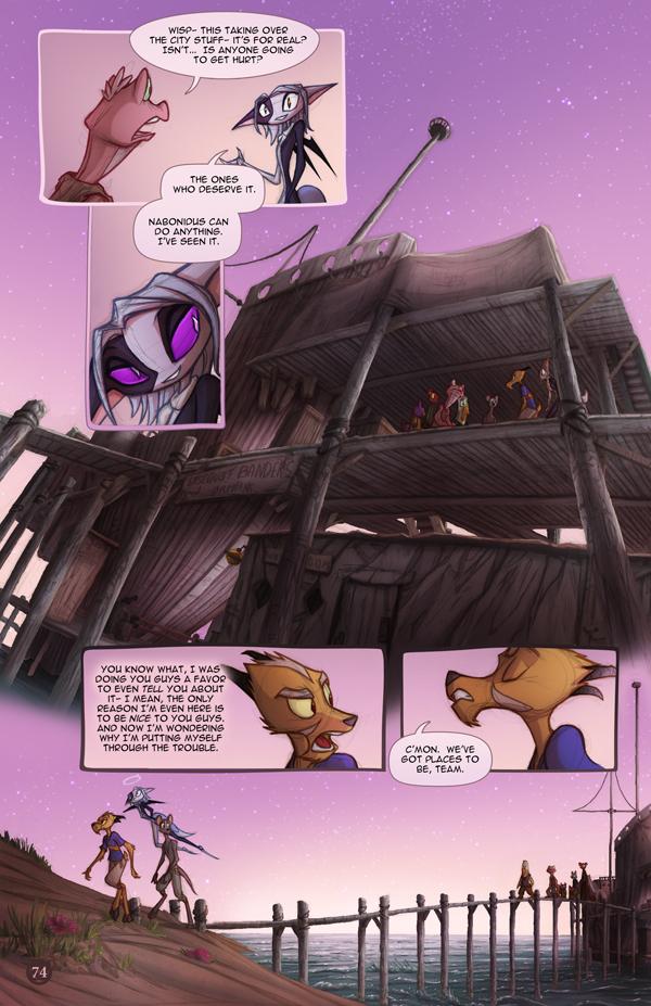 Dreamkeepers Saga page 392