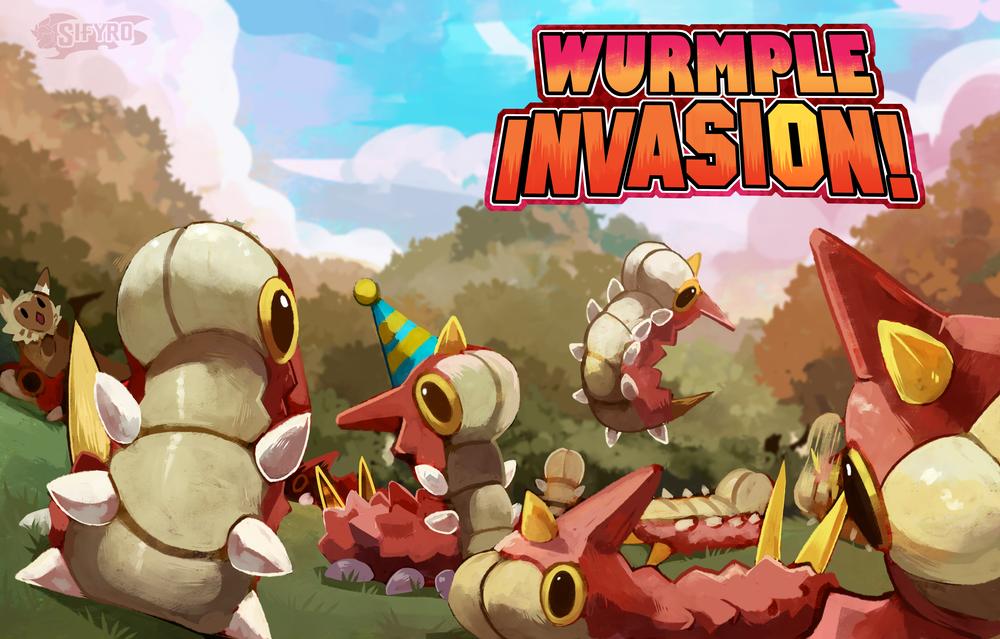 Event: Wumple Invasion!