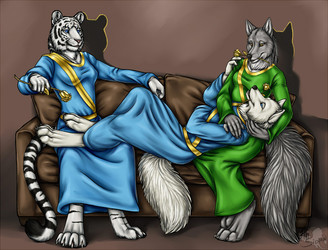 2011 Valentine's day commission from Sidian