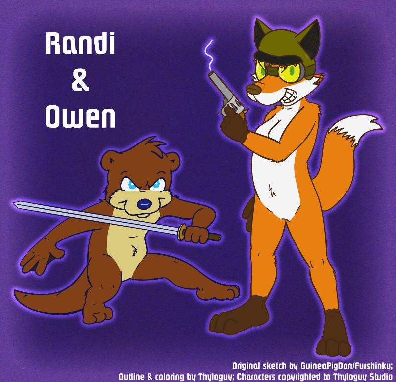 -Thyloguy collab- Randi and Owen