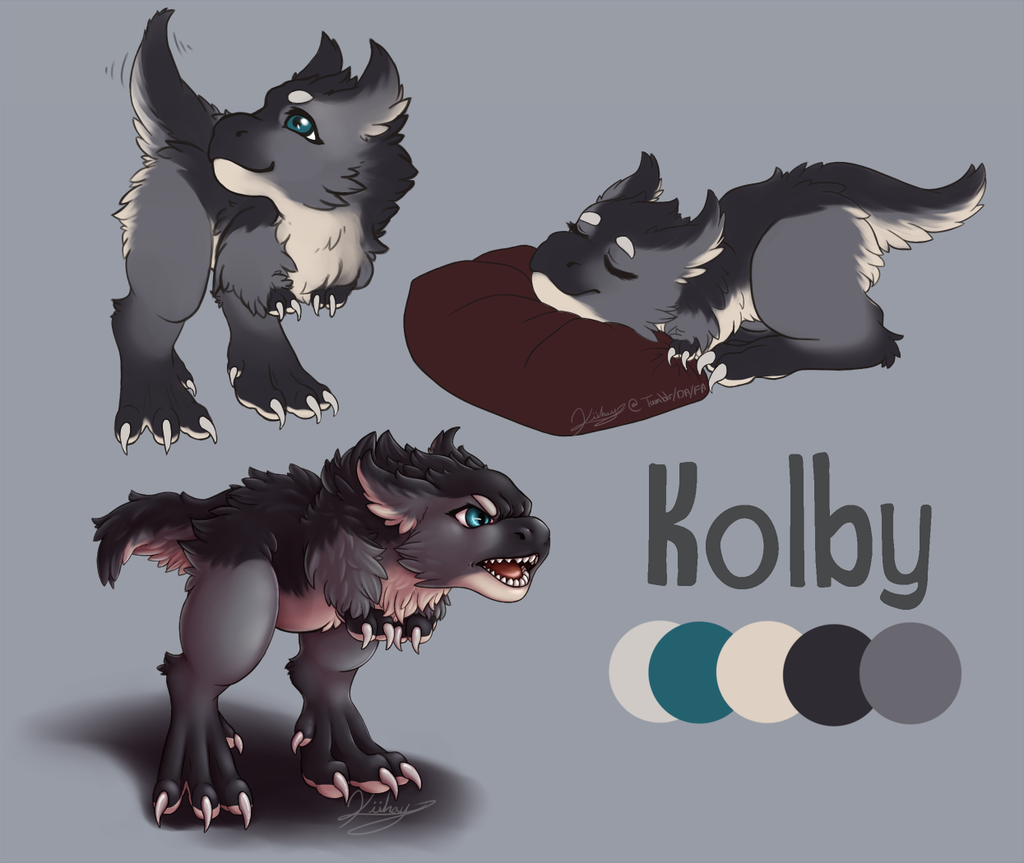 Most recent image: [P] Kolby - Make your own Tufty Trex Entry