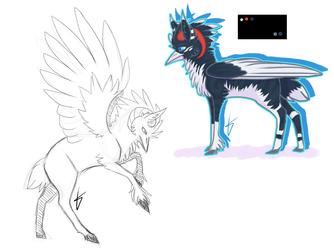 Species WIP Character