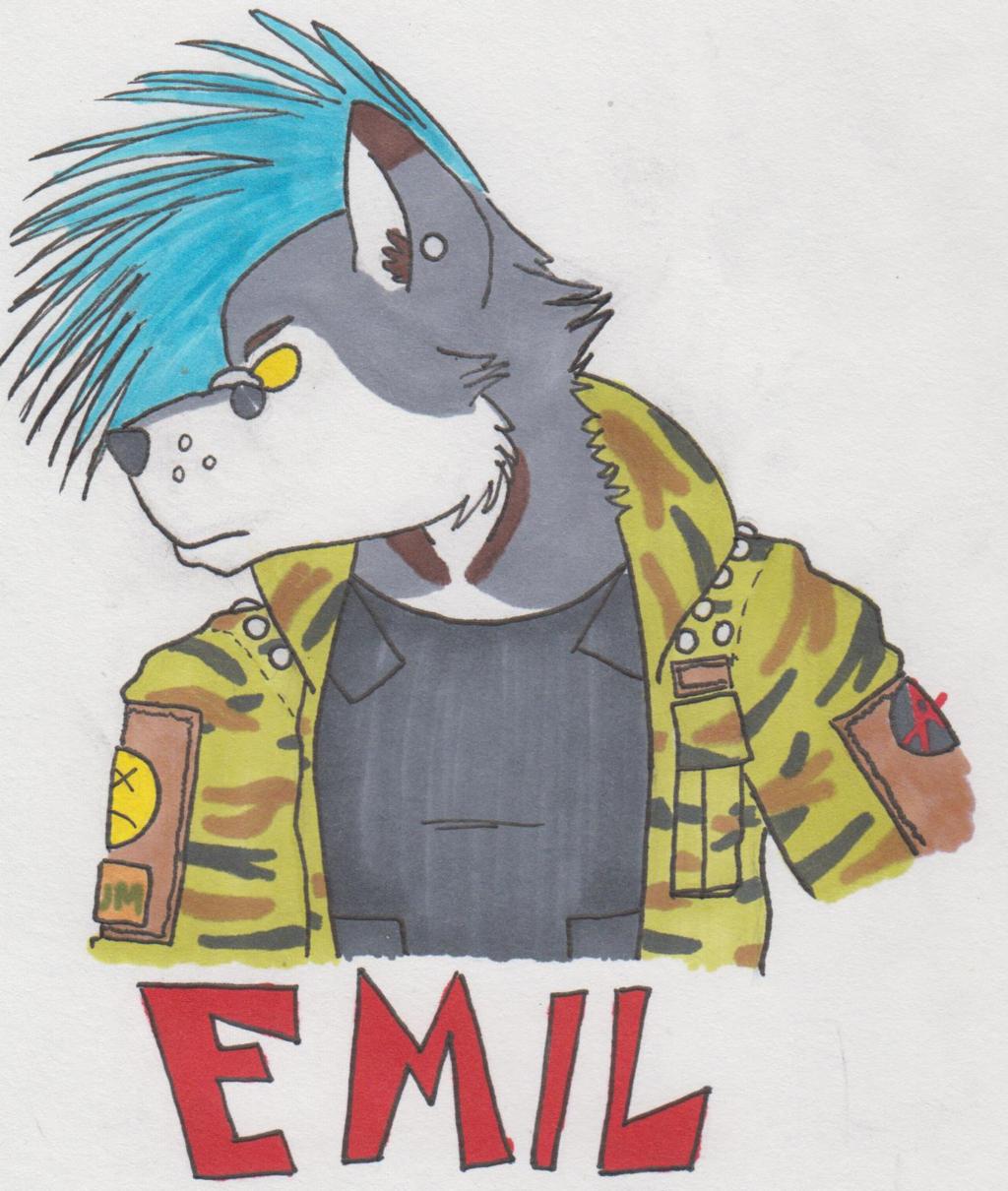 Badge - Emil
