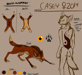 Casey Reference Sheet 2014