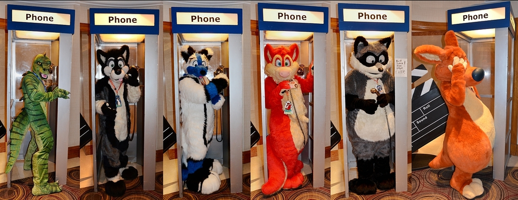 Phone Box Furs