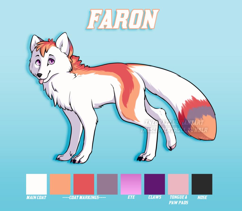 Faron Ref Sheet