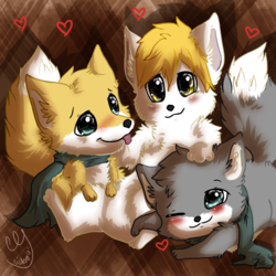 Request - Three furry are tender