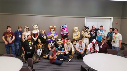 Anthrocon 2019 - Cheet & Greet - 17