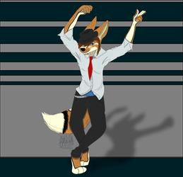 .:Nothin' But Dancin':. Speedpaint