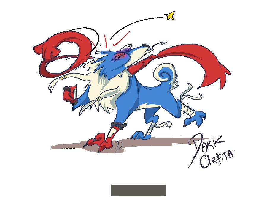 Derpymon - Gaogamon