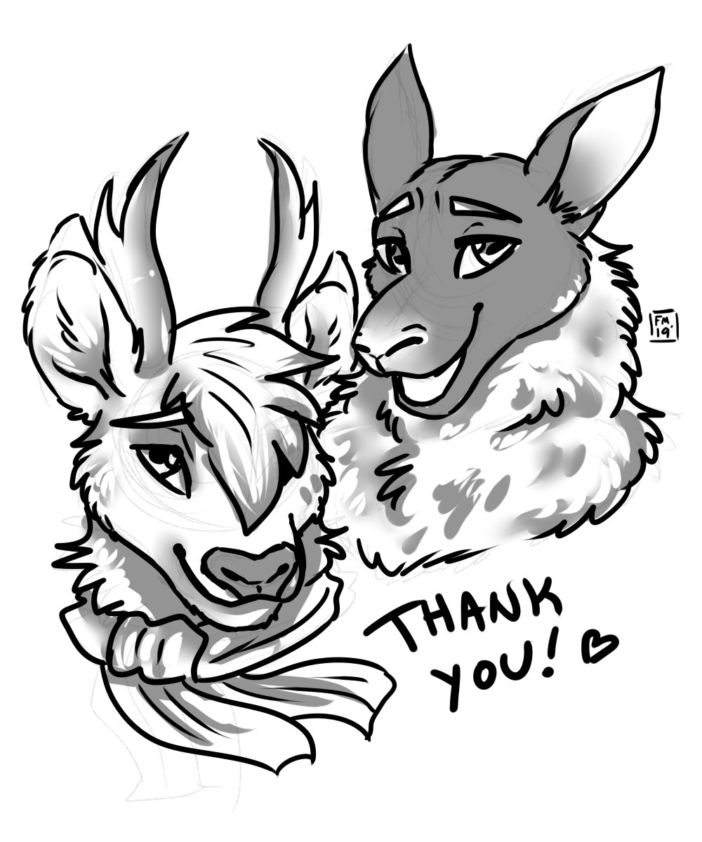 Lexy and Silver Bust By Sam