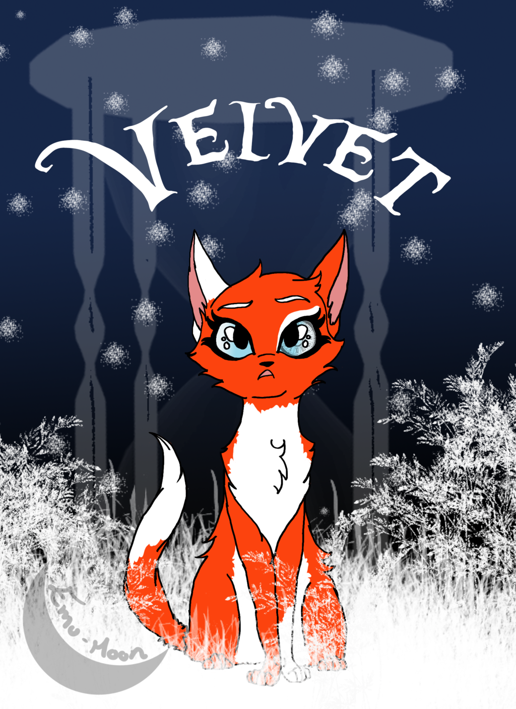 Most recent image: [Velvet] Cover