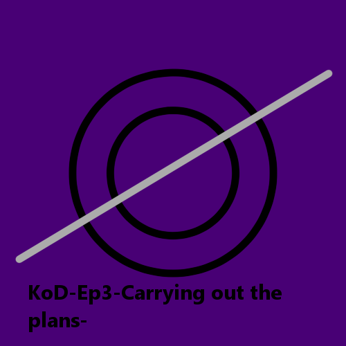 KoD-Ep3-Carrying out the plans-