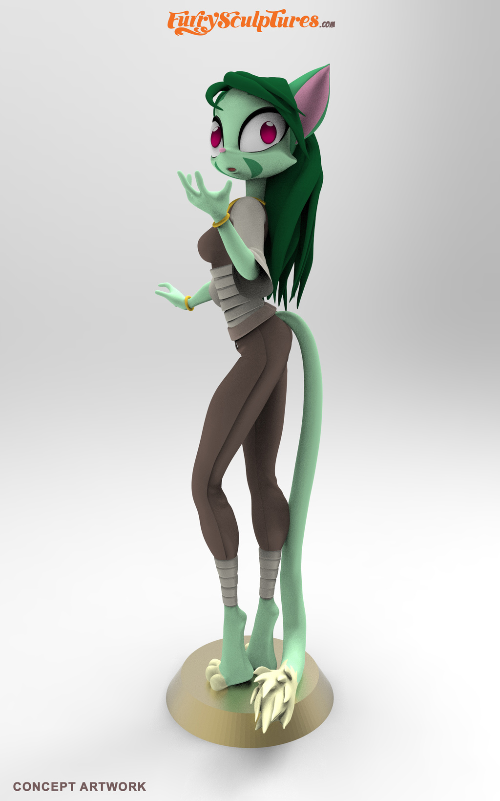 Lilith Figurine