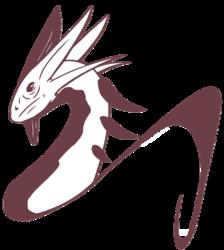 Stylized Dragonlord Ojutai
