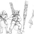 attempts to design weaponry