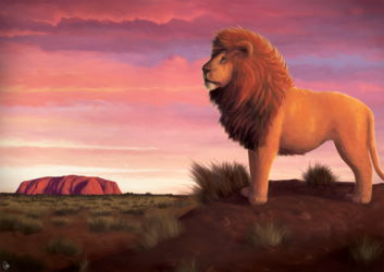 Commission: Pride of the Outback