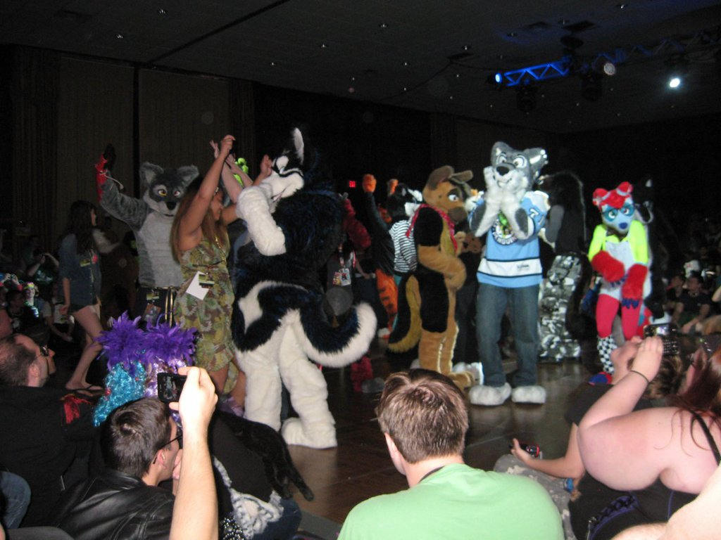 FWA 2012 - Day 2 - Dance Competition 3