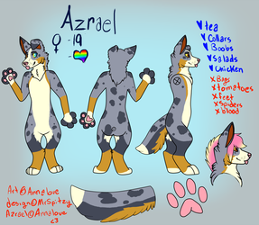 Character for sale! WITH ART!