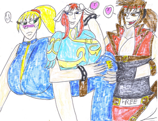 Litchi's Cosplayers 2