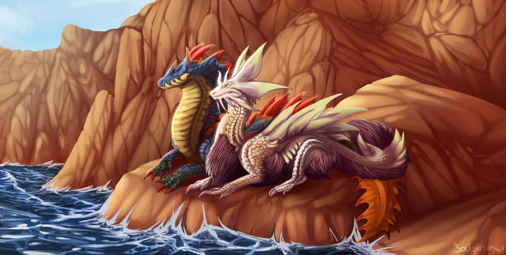 [C] Chillin by the Sea for RaeThalis