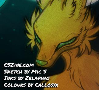 CSZ Issue 6 Colour Teaser #3