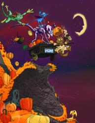 Incident on Pumpkin Hill