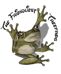 The Friendliest Treefrog