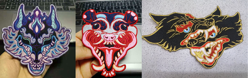 Most recent image: Patches PRE-ORDER