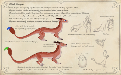 Blink Dragon species