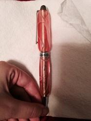 Pink Acrylic Pen for Grandma 3