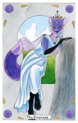 Tarot Card: Empress for Leinir - Finished
