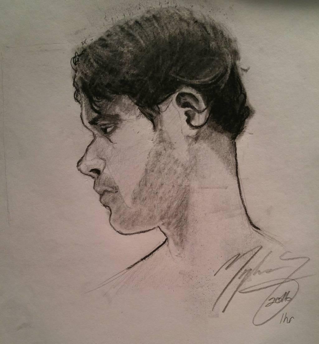 Model Portrait - 09/18/2016
