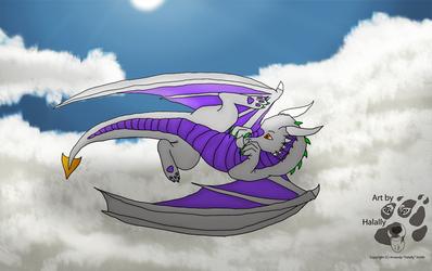 DragonsLover's prize