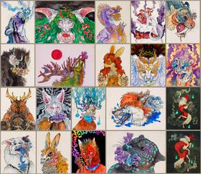 Mayshroom Collage
