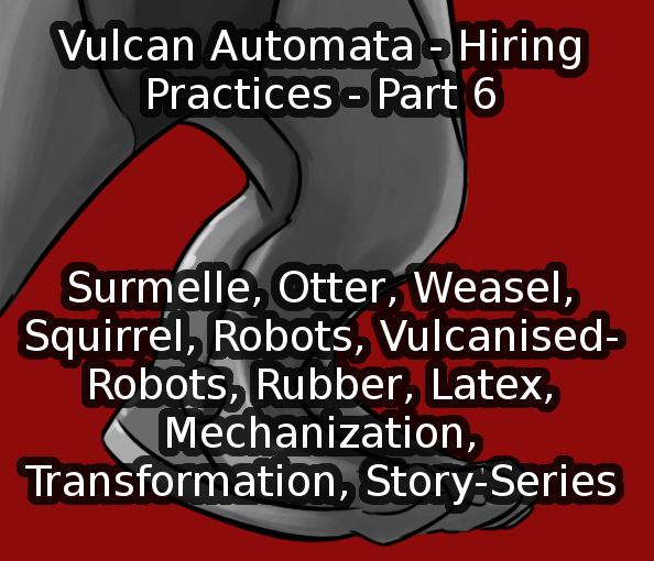 Vulcan Automata - Hiring Practices - Part 6