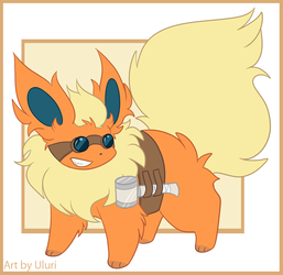 Flareon the Forge Master