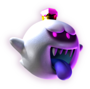A cursed crown (King Boo TF/MC)