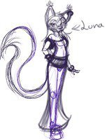 Sale or trade: Luna