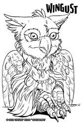 wingust 13 - Portrait